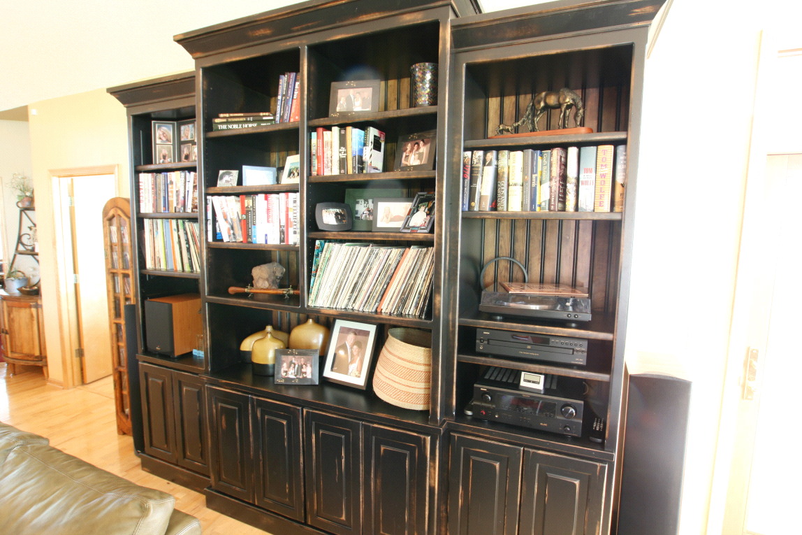 Interior Woodworks Bismarck Nd Wall Units Gallery